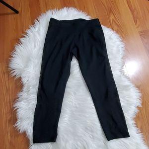 Zella cropped leggings size XS